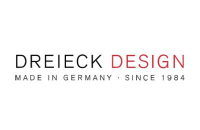 Dreieck-Design Logo